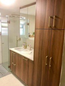 ארון אמבטיה ואחסון