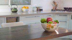 חומרי הגלם למטבח חדש